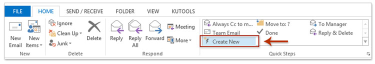 how to create an email group in outlook 2018