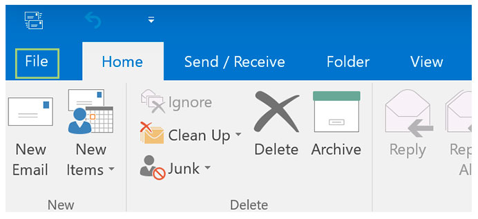 Add Outlook Contacts