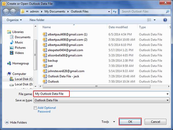 create-new-pst-file
