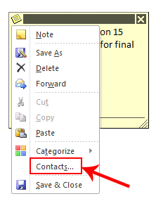 click-on-contacts