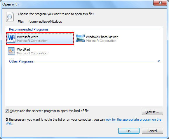 set-default-program