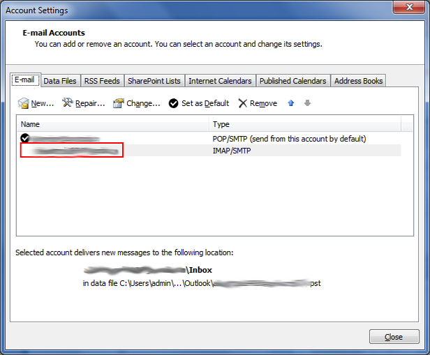 MS Outlook Common Errors with Solutions - MS Outlook