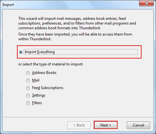 select 1st option